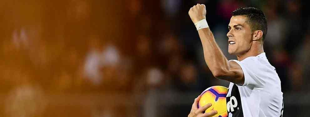 El fichaje chollo que Ronaldo puede conseguir para la Juventus juega en el Madrid (y es un crack)