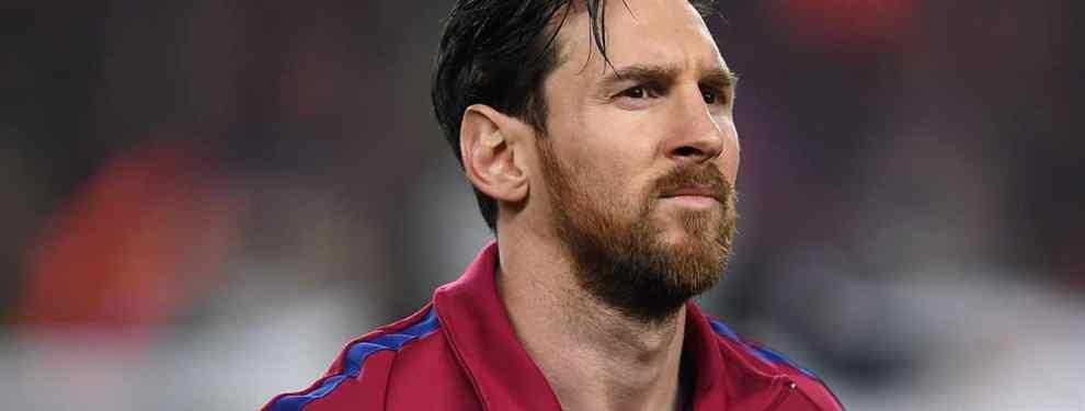 El crack de la Premier que le ha vuelto a decir que no al Barça (Messi lo pidió con insistencia)