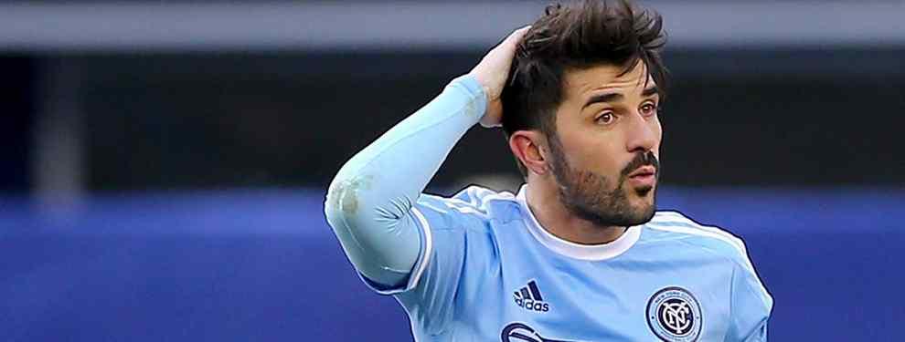 El fichaje TOP que prepara Iniesta para Japón tras fichar a David Villa es un amigo de Messi