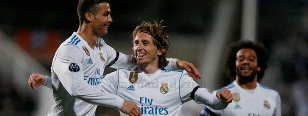 El verdadero motivo por el que Cristiano Ronaldo no irá a la gala del Balón de Oro (y no es Modric)