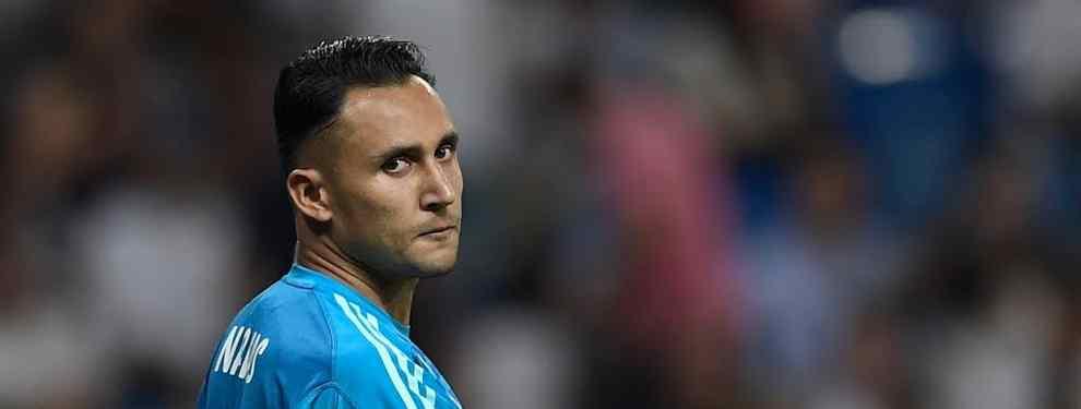 Florentino Pérez no tiene intenciones de poner obstáculos a la salida del jugador, pero en sus planes no está prácticamente regalar a un futbolista que debe ser considerado TOP por todo lo que ha conseguido en su carrera.