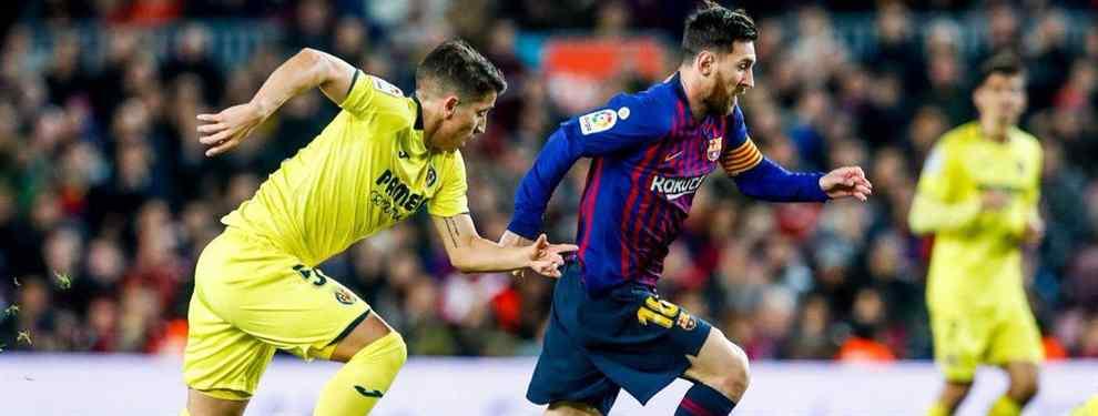 La lista de centrales que tiene el Barça para enero (y Messi no quiere a ninguno)