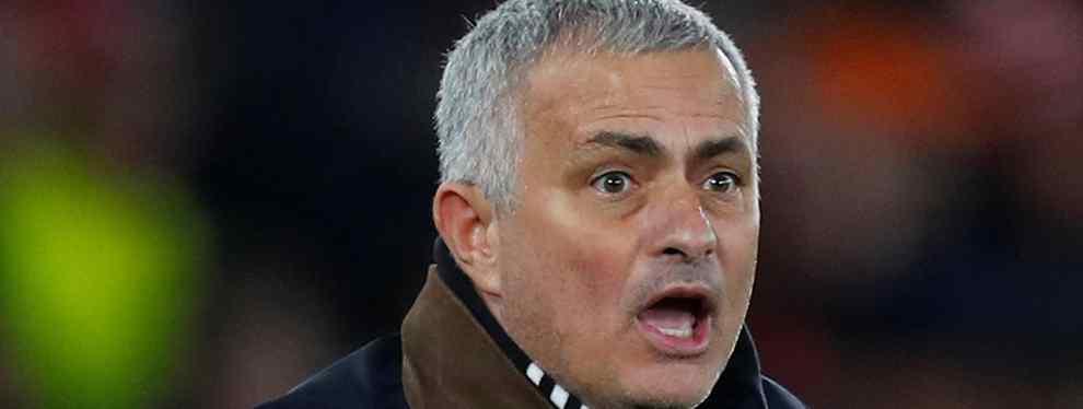 José Mourinho promete guerra. El Manchester United irrumpe con fuerza en la puja para hacerse con los servicios de Kalidou Koulibaly, jugador que gusta, y mucho, para reforzar al Barça.