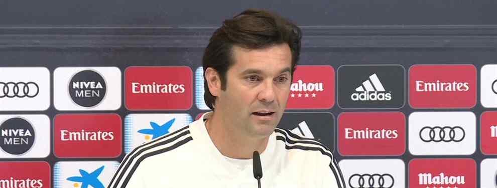 Se va a la Premier: un crack del Real Madrid hace las maletas cansado de Florentino Pérez (y Solari)