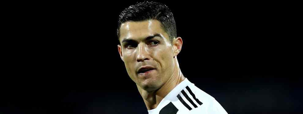 Cristiano Ronaldo pide un fichaje de Florentino Pérez a la Juventus