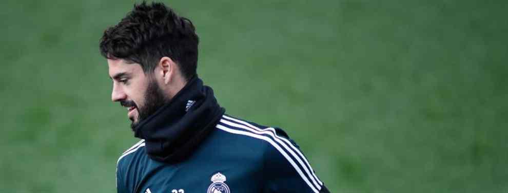 Isco puede ser, y tiene todas las papeletas, el gran protagonista del Real Madrid en el mercado de fichajes. Su marcha ya se da por hecha, pero queda por saber el destino del andaluz.