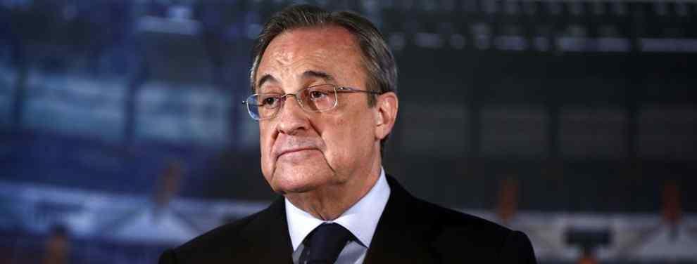 Dorsal, casa, fecha y sueldo: Florentino Pérez cierra el primer galáctico para el Real Madrid