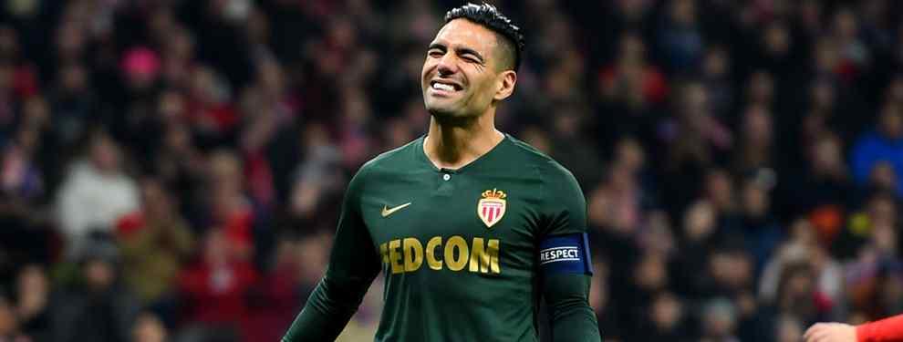 Radamel Falcao puede volver a la liga española. Concretamente, a su ex equipo, el Atlético de Madrid. El colombiano no quiere retirarse sin volver al club donde alcanzó la cúspide.
