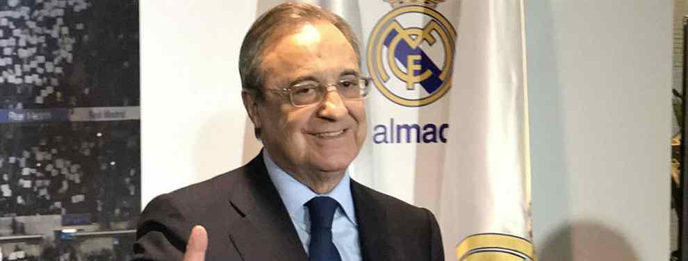 Florentino Pérez abre un nueva vía: delantero chollo (60 millones de euros) para el Real Madrid