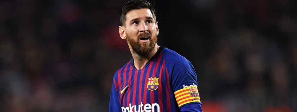 Messi pasa al ataque: pide al Barça que le quite un fichaje a Florentino Pérez