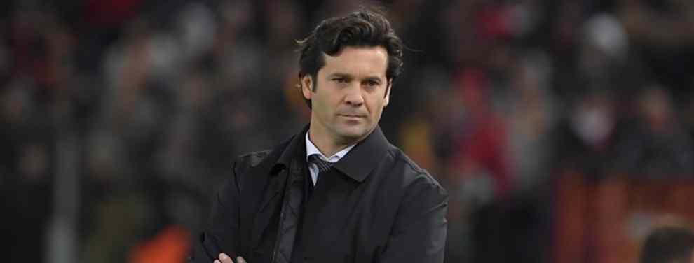 Florentino Pérez elige al entrenador para cargarse a Solari (y viene con fichaje bomba)