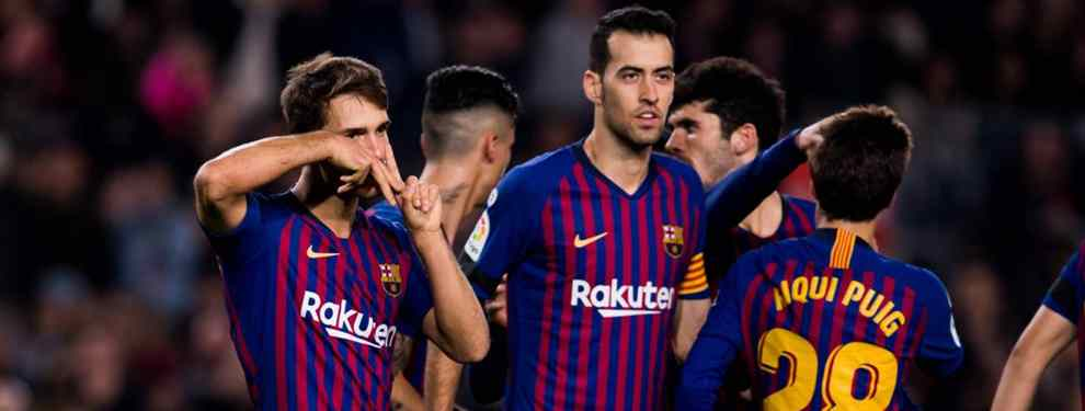 Operación galáctica para el lateral derecho: lo que ha pasado en las últimas 24 horas en el Barça