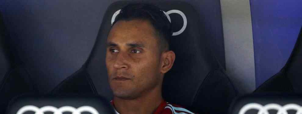 Keylor Navas está muerto en el Real Madrid: Florentino Pérez ata a su relevo