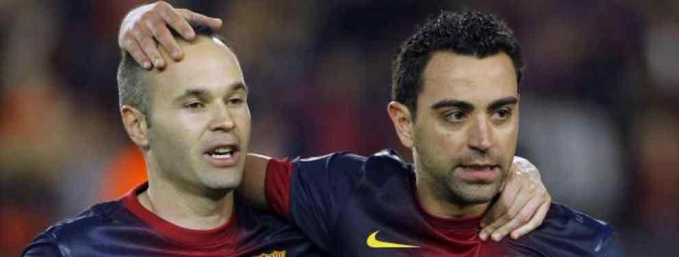 El Barça encuentra (y cierra) el fichaje del nuevo Iniesta (y Xavi Hernández)