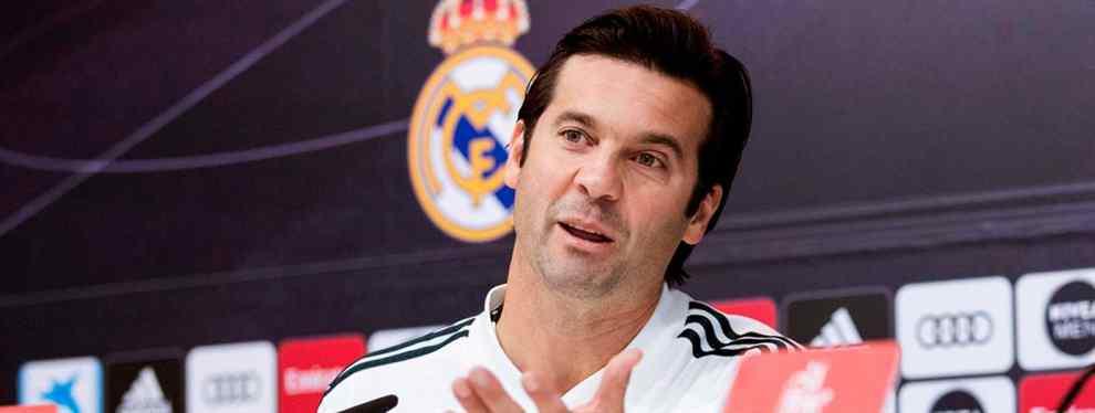Solari castiga a un crack del Real Madrid (y se lía la de Dios en el Santiago Bernabéu)