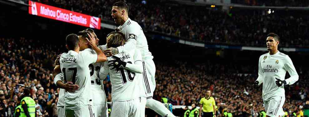 Se va la Premier: Sergio Ramos, Marco Asensio, Modric (y compañía) están avisados (y es para enero)