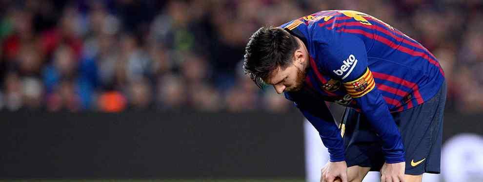 Quiere ir al Barça con Messi. Es un galáctico en la agenda de Florentino. Pero no le dejan salir