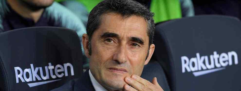 Ofertón: El Barça recibe (y negocia) una propuesta de escándalo por un descarte de Valverde y Messi