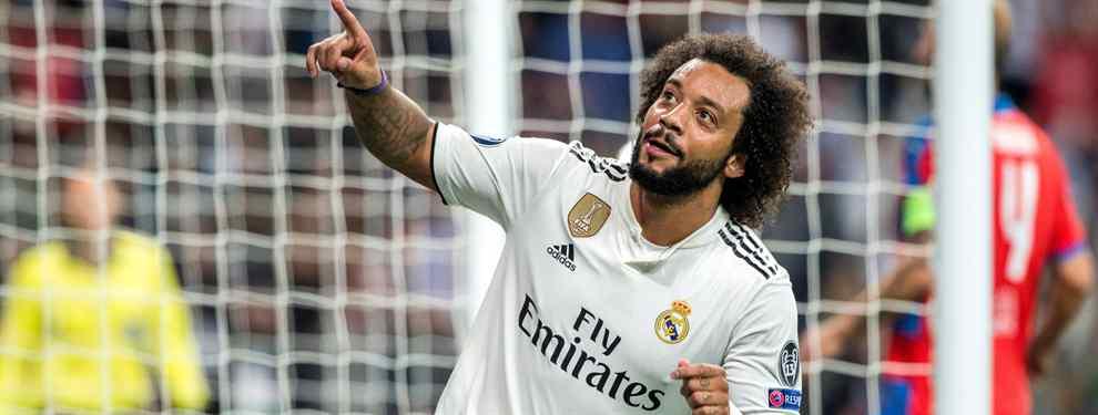 Florentino Pérez se muerde las uñas. El presidente del Real Madrid buscaba un lateral de rendimiento inmediato y con potencial para ocupar el hueco que, previsiblemente, pronto dejará libre Marcelo.