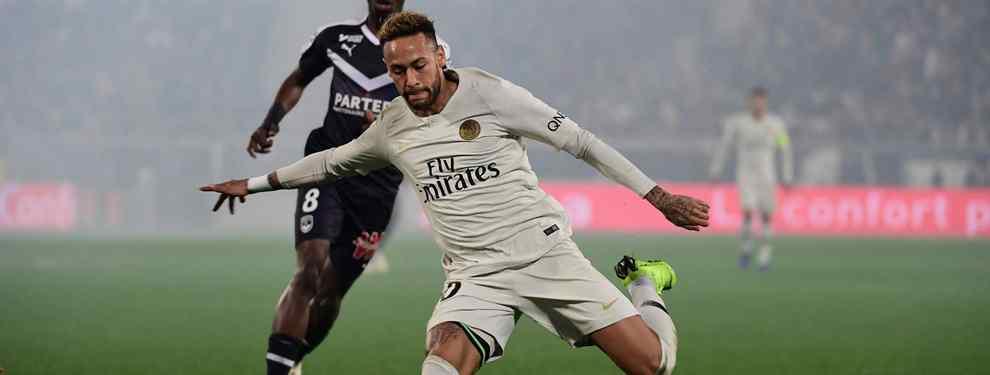 Neymar avisa a Messi: oferta bomba (y no es de Florentino Pérez)