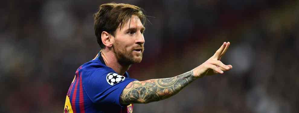 Messi lo quiere en el Barça (y es un crack colombiano): la lista de la compra para enero