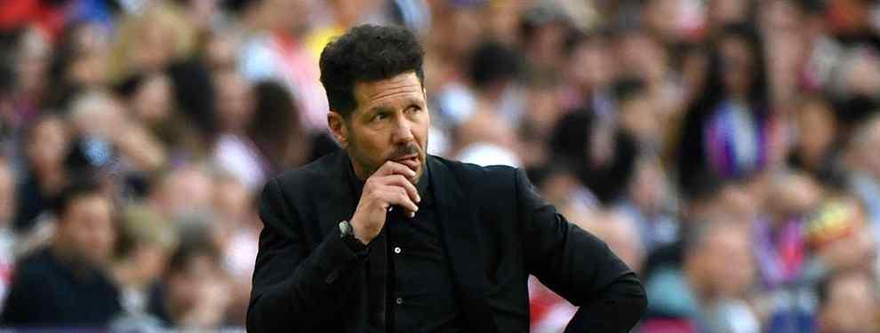 Simeone quiere fichar al mejor revulsivo de la liga (y Cristiano Ronaldo lo pide para la Juve)