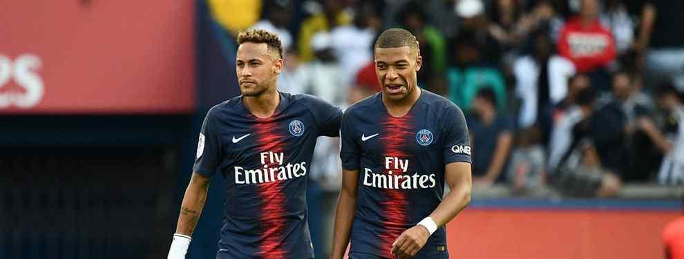 Existen claras amenazas por parte de Mbappé y Neymar de no continuar en el equipo para la próxima temporada de no levantar la orejona, el francés tiene varias ofertas de grandes clubes.