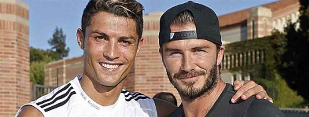 El objetivo del exjugador inglés es que Cristiano Ronaldo sea la máxima estrella de su equipo que verá la luz en el 2020, luego de esto se espera añadir a Gerard Piqué para que amplíe su negocio.