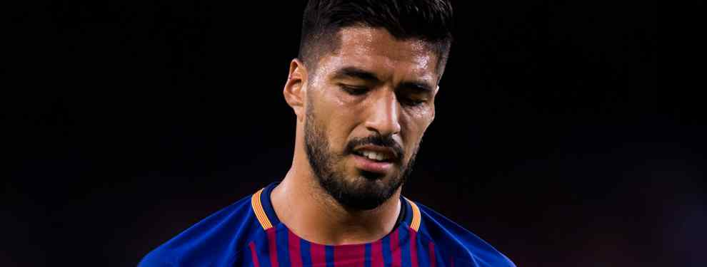 Luis Suárez es un jugador indiscutible en el vestuario azulgrana. Amigo de Messi y autor ya de diez goles en lo que va de temporada, lo que lo convierte en el segundo máximo goleador de la liga española.