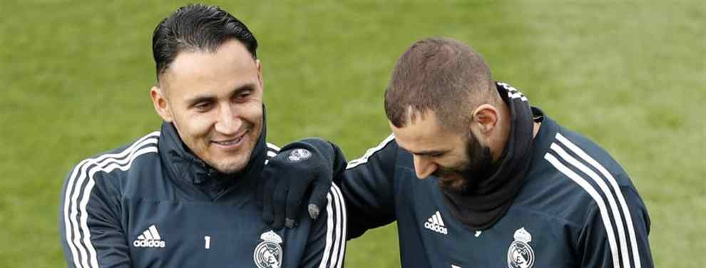 La nueva tasación que ha hecho el Real Madrid por Keylor Navas: Dos equipos se caen de la puja