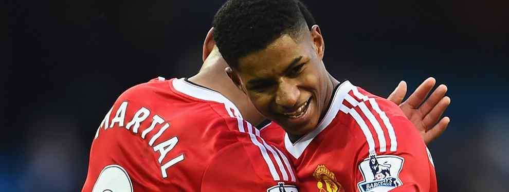 El Manchester United de José Mourinho está teniendo una de esas temporadas que últimamente se está volviendo habitual por la irregularidad que reina en los encuentros.