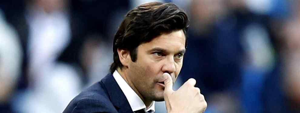Florentino Pérez tiene claro dos cosas: que Solari no seguirá en el Real Madrid la temporada que viene y que su sustituto no puede ser un experimento, tiene que ser un entrenador contrastado.