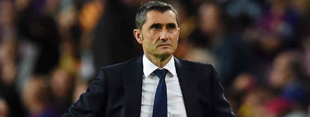 Ernesto Valverde no traga más. El extremeño ya tiene suficiente con dirigir a una plantilla que tiene un ambicioso objetivo y que no será fácil de conseguir, la Champions League.