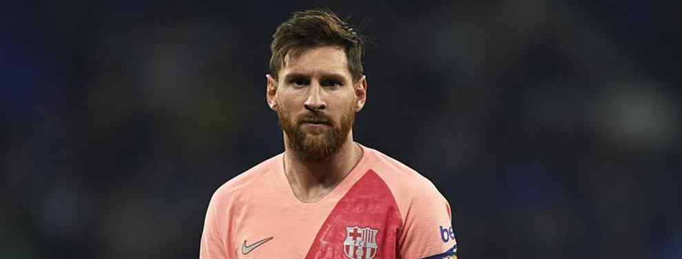 Messi saca las miserias de Florentino Pérez: la confesión más bestia