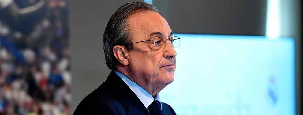 ¡Sacan la basura! Florentino Pérez alucina: el crack del Real Madrid que acusa
