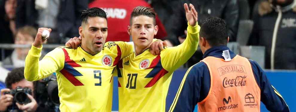 La selección colombiana sigue buscando nuevo entrenador. Tras la marcha de José Pekerman, que llevaba en el cargo desde 2012, han llegado a sonar nombres variopintos como Martino o Sampaoli, pero parece haber un favorito.