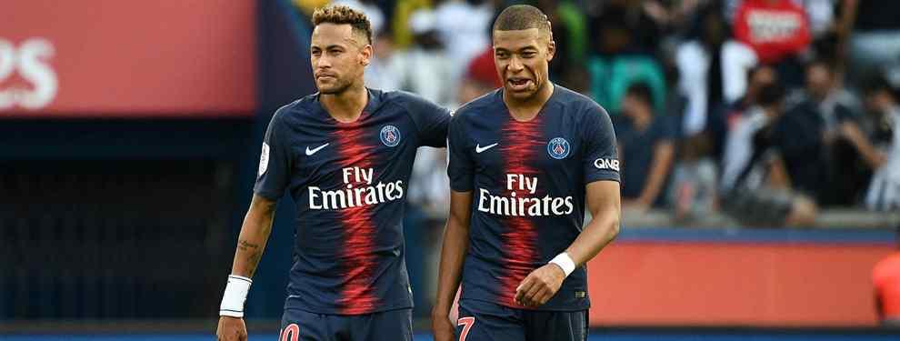 Kylian Mbappé deshoja la margarita. El crack del PSG sabe que, hoy por hoy, es el futbolista al que todo equipo quiere tener, consagrado como estrella mundial, con gol, trabajo y, sobretodo, un futuro esperanzador a sus 20 años.