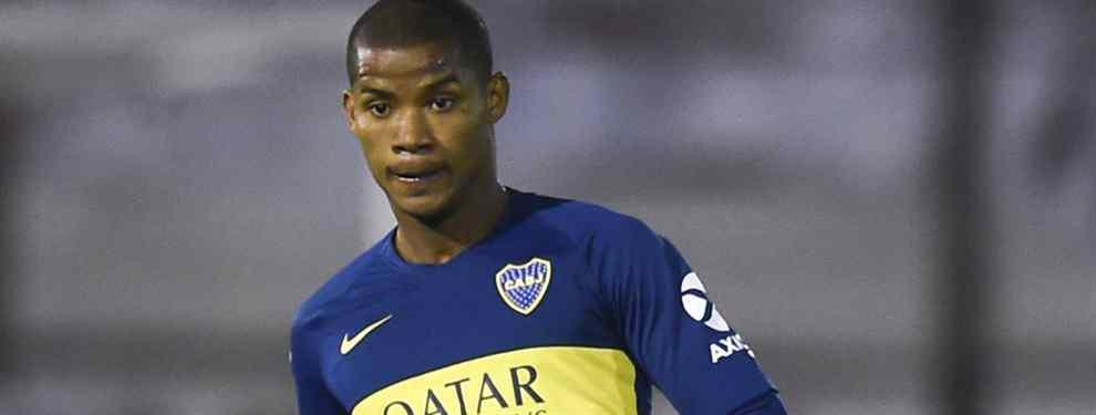 El caché de Wilmar Barrios no ha disminuido lo más mínimo. Pese a su floja actuación en la final de la Copa Libertadores, donde fue expulsado, varios equipos siguen teniendo al jugador de Boca Juniors en la agenda.