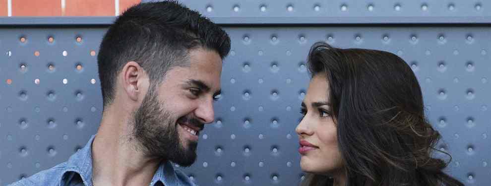 En el punto de mira. Isco Alarcón está en boca de todos en el Real Madrid, pero también su actual pareja, Sara Sálamo.  Así lo afirma, al menos, Eduardo Inda quien apunta a la novia del jugador blanco