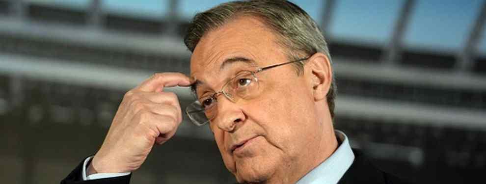 ¡Portazo a Florentino Pérez! El crack del Real Madrid que no quiere renovar el contrato