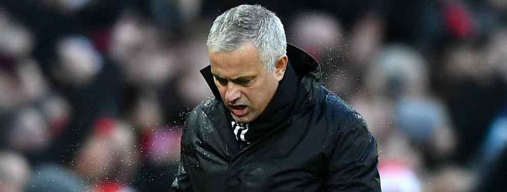 Se va al Manchester United: Mourinho le roba un crack a Barça y Real Madrid (y no es Koulibaly)