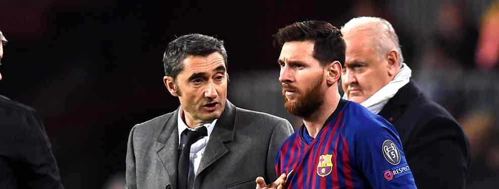Sigue la búsqueda. El Barça está decidido a lanzarse a por un delantero centro que pueda relevar a Luis Suárez este verano y la lista de objetivos no para de crecer.