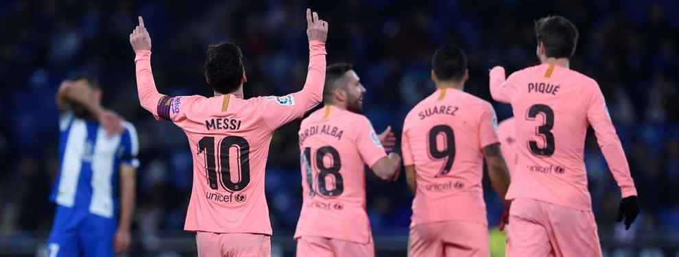 El Barça ya piensa en otra cosa. Tras el estéril empate -el partido era intrascendente- ante el Tottenham, Messi, Coutinho, Piqué, Luis Suárez y compañía ya tienen la mente puesta en liga y en los octavos de la Champions.