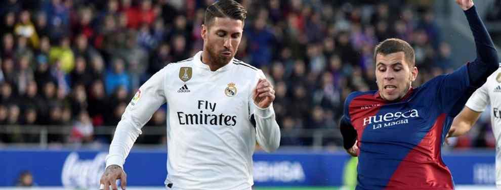 Sergio Ramos le pone este mote a un titular del Real Madrid de Solari