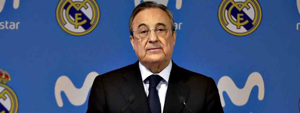 No lo quieren. Así de claro. Florentino Pérez lleva semanas, meses, negociando una incorporación para enero en el Real Madrid que pone los pelos de punta al vestuario blanco.