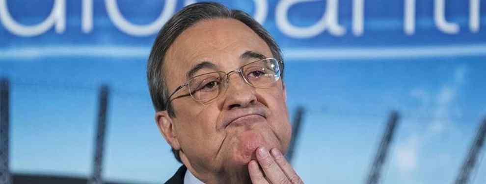 Florentino estalla en el ridículo del Real Madrid ante el CSKA: tres fichajes cerrados para enero