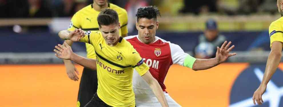 Radamel Falcao puede tener noticias sobre su futuro pronto. El colombiano quiere salir del Mónaco y así se lo ha hecho saber a su entorno, al club monegasco y al Atlético de Madrid, equipo donde desea recalar.