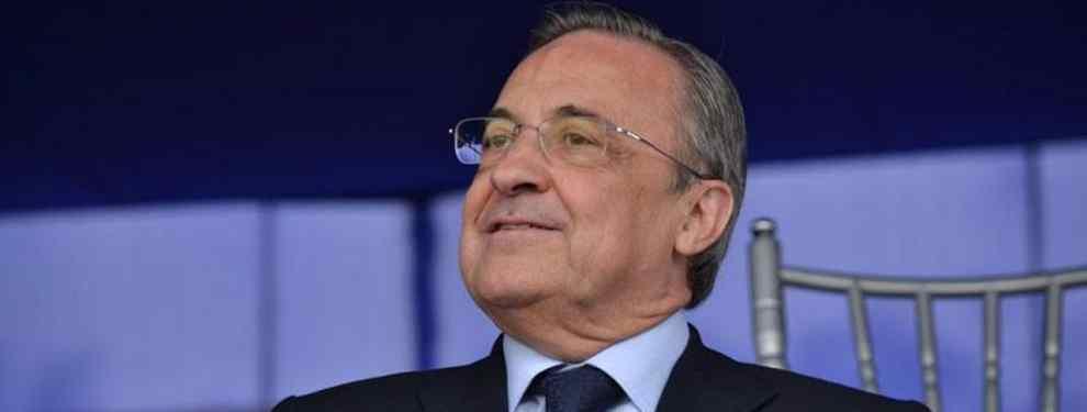 El peso pesado (y sorpresa) que Florentino Pérez se va cargar: no lo quiere en el Real Madrid
