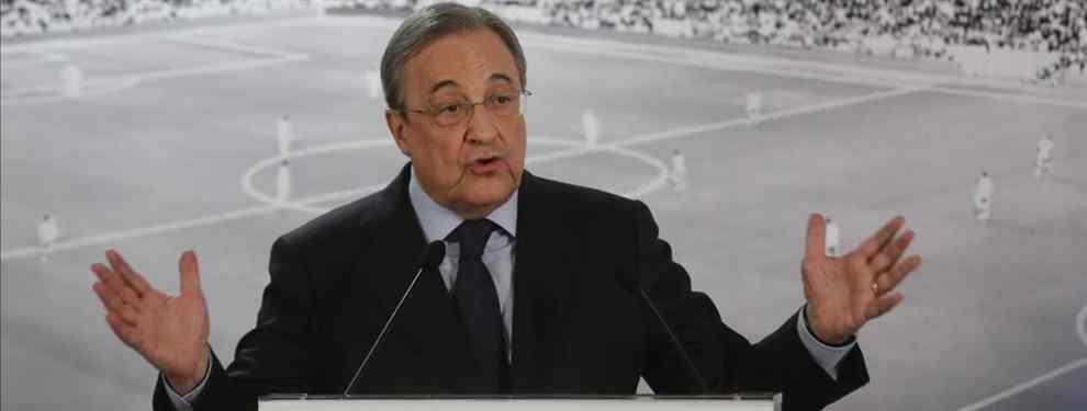 El presidente blanco llevas semanas, meses, diseñando el que será el Real Madrid 2019-20 con una máxima inamovible: reforzar cada una de las líneas. Operación en marcha. El Real Madrid es más que la línea de ataque