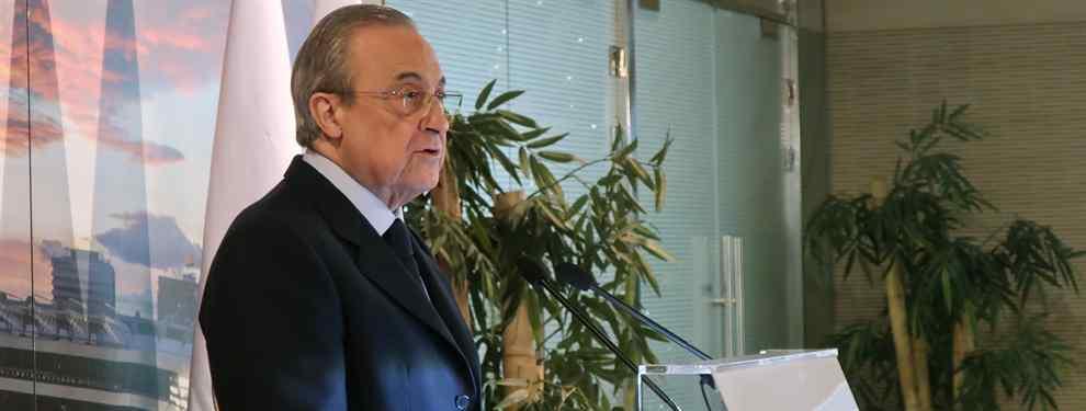 Si Florentino Pérez pone 180 millones, se lo lleva al Real Madrid (y el Barça también lo quiere)